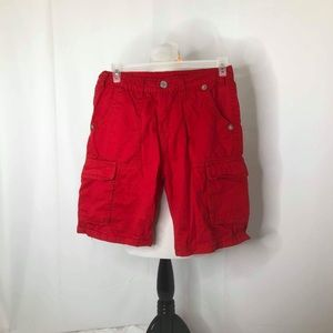 Men's size 34 true religion cargo shorts